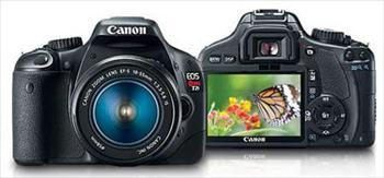 canon t2i digital camera image
