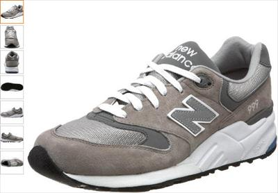 new balance ml999 running shoes image