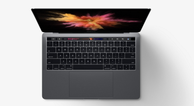 apple macbook pro 2016 image
